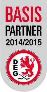 Logo DEG Basispartner 2014