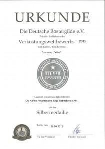 Urkunde Silber Espresso Felino_web